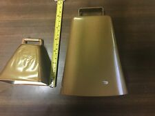 """Cow Bell 6 3/4"""" New"""