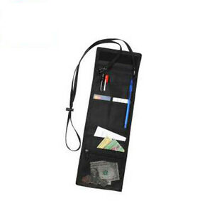 Rothco 1245 Deluxe Black ID Holder - Access Card and Military ID Securtely