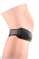 SureSport® Patella Knee Strap - Black - Turn to the Side for IT Band