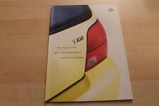 82644) VW Lupo 3L TDI - Preise & Extras - Prospekt 06/2001