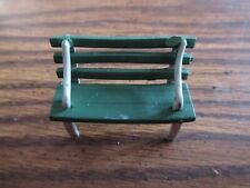 Mr Christmas Victorian Skaters 1890 replacement piece park bench