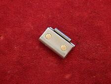 CARTIER 18K / STEEL SANTOS TANK COUGAR PANTHERE 13MM LINK FOR 18MM BAND BRACELET