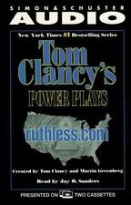 Ruthless.com No. 2 by Martin Greenberg and Tom Clancy (1998, Cassette, Abridged)