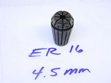 Used Valenite Er16 Collet 4.5Mm (.1772) Coolant