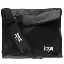 Everlast Unisex Brooklyn Mesenger Bag Messenger Zip Buckle Fastening
