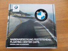 Original BMW Nabenabdeckung Feststehend Groß (65mm)