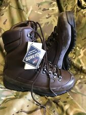 Brown Cold Wet Weather SF Karrimor Boots!New With Original Tags! Size 7 Wide!