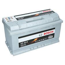 PKW Autobatterie 12 Volt 100 Ah Bosch S5 013 Starterbatterie ersetzt 90Ah 105Ah