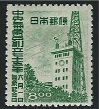 Japan SC459 75thAnniv.CentralMeteorologicalObservatory (H)1948
