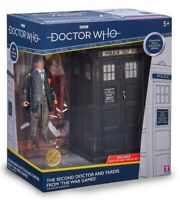 Doctor Who Second Doctor And TARDIS War Games Set