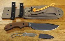 KA5600 Couteau Kabar Johnson Adventure Potbelly 1095 Carbon Blade GFN Handle USA