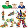 Magnétique Blocs de construction construction puzzle enfants jouet jeu éducatif