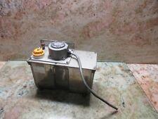 Nakamura Tw 20 Cnc Lathe Lube Corp Oil Lubrication Tank Pump Ams 3 3cc System