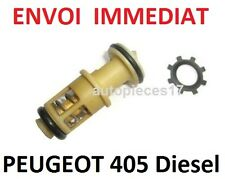 KIT JOINTS + CLIPS + NOTICE REPARATION PANNE SUPPORT FILTRE GAZOLE PEUGEOT 405 D