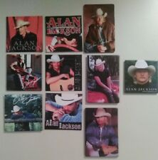 Country Music Concert Magnets  -19 Count