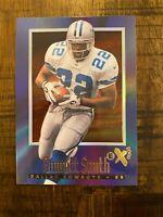 1997 Skybox E-X2000 Emmitt Smith #9 Dallas Cowboys HOFer
