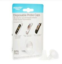 Disposable Probe Caps for In-Ear Digital Thermometers - 40 Count - New In Box