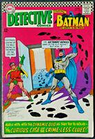 Detective Comics #364 Solid FN 6.0 Silver Age 1967 Vintage Batman DC Comics