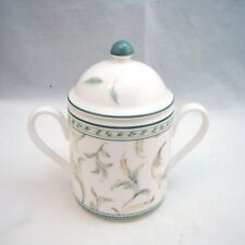 "Fitz & Floyd MONTEREY Covered Sugar Bowl 5"" EXCELLENT"