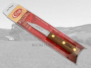 Case xx Household Cutlery Kitchen Paring Knife Walnut Wood 07320