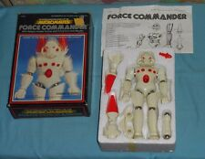 vintage Mego Micronauts FORCE COMMANDER IN BOX