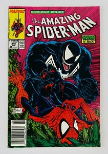 Amazing Spider-Man #316 Newsstand First 1st Venom Cover Appearance McFarlane ASM