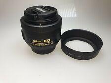 Nikon AF-S Nikkor 35mm 1:1,8 D DX Objektiv