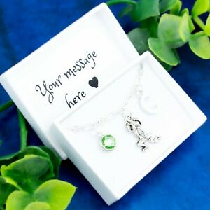 Frog Charm Bracelet, Personalised Gift, Goblincore Jewellery, Toad Custom Gifts