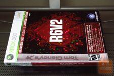 Tom Clancy's Rainbow Six: Vegas 2 Limited Edition (Xbox 360) FACTORY SEALED! EX!