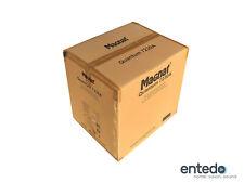 Magnat Quantum 7230A Aktiv Bassreflex Subwoofer Lautsprecher Box Schwarz Esche