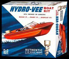 Amt/ Mpc 590883 - 1/18 Hydro-Vee Boat - New