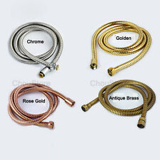 Hand Shower Replacement Water Hose Stainless Steel Braided Flexible Hose 60""