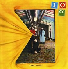 10cc - Sheet Music [New CD] Bonus Tracks, Rmst, Reissue, England - Import