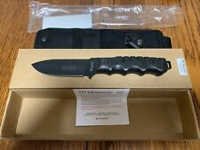 Maserin MPCK 931 Premium Quality Fixed Blade Knife NIB Great Knife