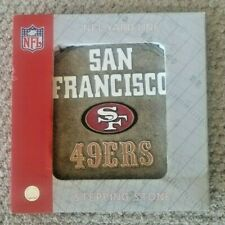 "San Francisco 49Ers ~ Official Nfl Large 13.5"" Round Landscape Stepping Stone"