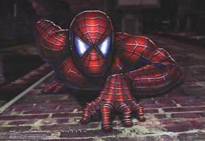 Spiderman (2002) Filmposter