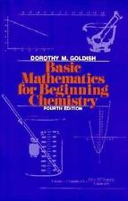 Basic Math and Beginners Chemistry Vol. 1 by Dorothy M. Goldish (1989,...