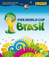 2014 Panini World Cup Soccer Stickers Brazil Pick From List 1-250