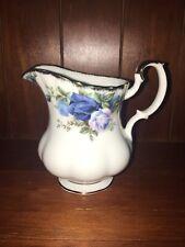 Royal Albert - Moonlight Rose, Milk Jug / Creamer. Mint Condition