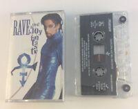 Prince - Rave Un2 The Joy Fantastic Cassette (1999, NPG) RARE OOP