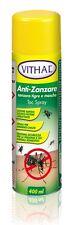 Vithal Tac Spray insetticida zanzara tigre mosche blatte formiche ragni ecc