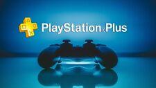 PSN 42 DAYS PlayStation PS PLUS PS4-PS3 -Vita ( NO CODE )
