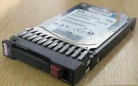"HP 418398-001 418371-B21 - 2.5"" 72GB 15K SAS Hard Drive HDD In Hot-Plug Caddy"