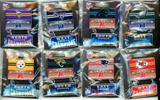 2017 NFL Playoffs Division Champion Dangle Pins champs Pin Choice Super Bowl 52