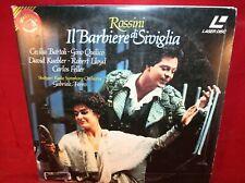 Laserdisc K * Il Barbiere Di Siviglia * Rossini