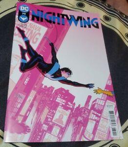 Nightwing (Vol 4) #79 NM First Cameo Heartless DC Comics J&R