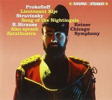 Fritz Reiner: Prokofieff: Lieutenant Kije - Stravinsky: Song Of The Nightingale