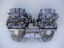 fiat 128 x19 kit weber dcnf 36 rebult clean and is ready to put