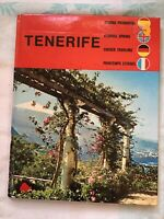 Vintage Tenerife Hardback 1977 With Holiday Postcards And Spanish Holiday...