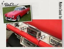 Ford Thunderbird 1955-57 Vintage Car Radio DAB+ UKW USB Bluetooth Aux